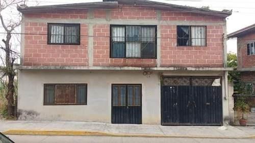 Casa De 2 Niveles En La Colonia Juan Morales