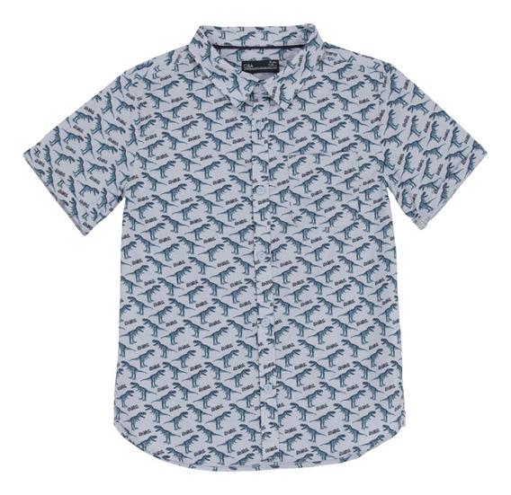 Camisa Manga Corta De Niño (mod 1059617)