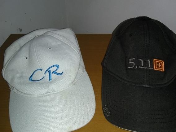 Gorras Para Hombre Marca 5.11 Negra Y Blanca Marca Cr