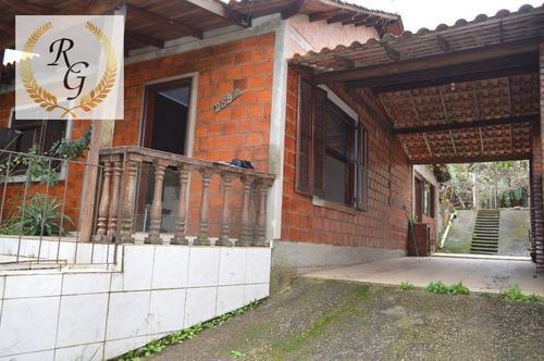 Casa Com 3 Dormitórios À Venda, 100 M² Por R$ 230.000,00 - Jardim Viamar - Viamão/rs - Ca0102