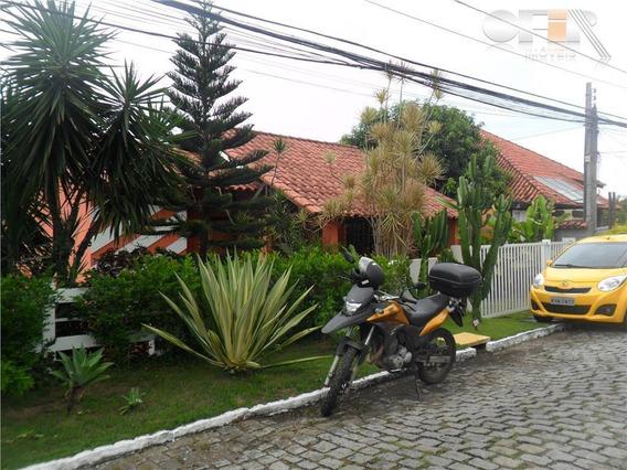 Casa Residencial À Venda, Pendotiba, Niterói - Ca0534. - Ca0534