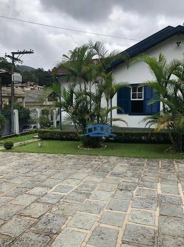 Casa Com 4 Dormitórios À Venda, 327 M² Por R$ 1.500.000,00 - Quitandinha - Petrópolis/rj - Ca0004