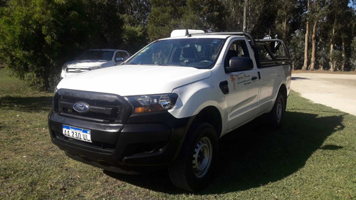 Ford Ranger 2.2 Cs 4x2 Xl Safety Tdci 125cv 2016