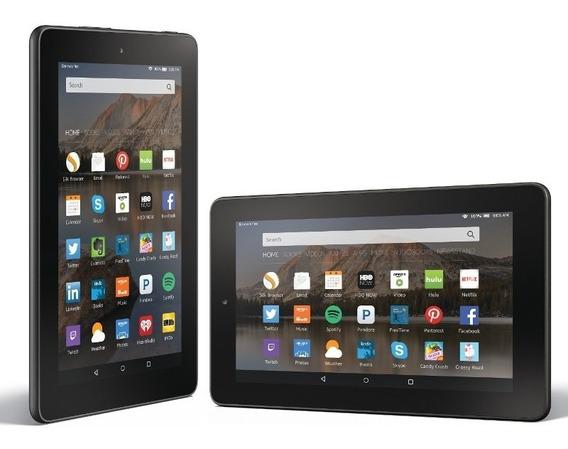 Tablet Amazon Fire Hd7 8gb 7 Câm 2mp/vga Wifi Menor Preço