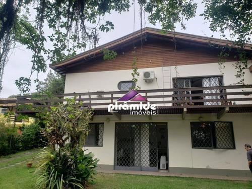 Imagem 1 de 27 de Chácara Com 5 Dormitórios À Venda, 2600 M² Por R$ 1.700.000,00 - Jardim Uirá - São José Dos Campos/sp - Ch0097