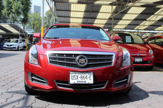 Cadillac Ats 2.0 Luxury At 2014