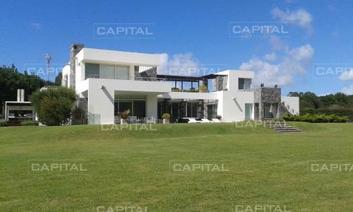 Imagen 1 de 30 de Chacra Con Casa En Venta Mangrullos De Punta Piedra- Ref: 27705