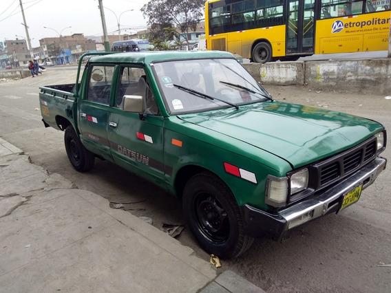 Nissan Datsun Año 1982 Pick Up Doble Cabina