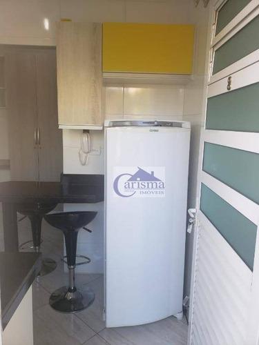 Studio Com 1 Dormitório Para Alugar, 20 M² Por R$ 800,00/mês - Vila São Pedro - Santo André/sp - St0007