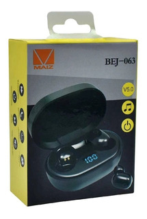 Manos Libres Chicharo Inalámbrico Bluetooth Bej-063