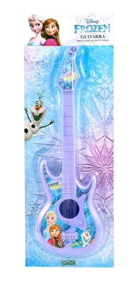 Frozen Guitarra