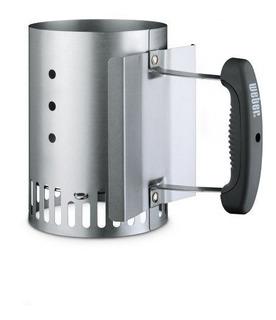 Encendedor De Carbón Weber 7447 Compacto- Envío Gratis