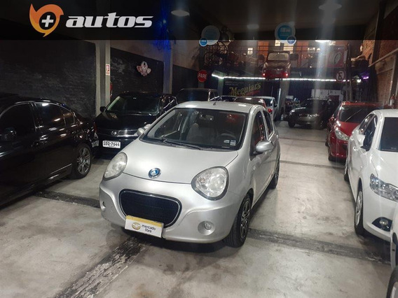 Geely Lc 1.0 Masautos 2012 Impecable!
