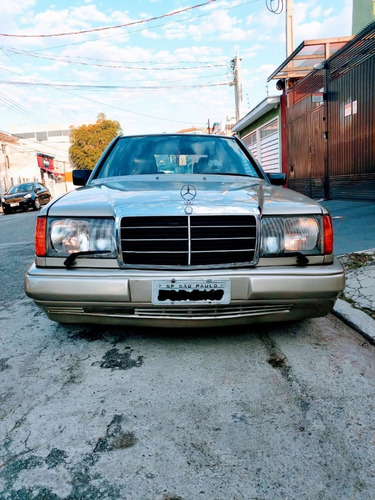 Mercedes 300e 1985 3.0 Sedan 6 Cilindros 12v Gasolina 4p Aut