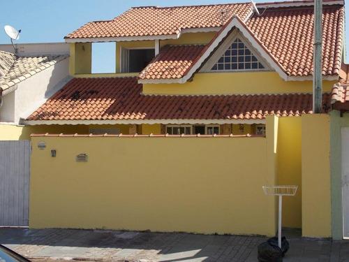 Casa Em Balneário Três Marias, Peruíbe/sp De 170m² 3 Quartos À Venda Por R$ 400.000,00 - Ca534968