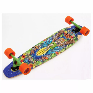 Longboard Completo Lab Erlenmeyer Chica Surf (no Envios)