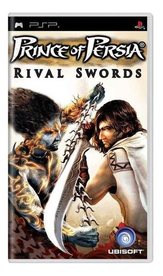 Prince Of Persia Rival Swords Psp Mídia Física