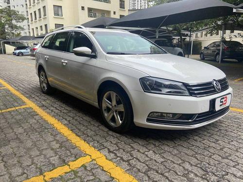 Volkswagen Passat 2.0 Tsi Higlhine Variant Gasolina 4p