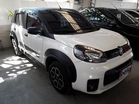 Fiat Uno 1.4 Evo Sporting 8v 2015 Branco Flex