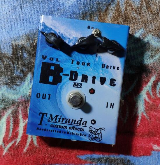 T-miranda B-drive - Willaudio
