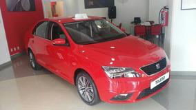 Seat Toledo Sedan Rojo Deportivo Nuevo Auto 2017