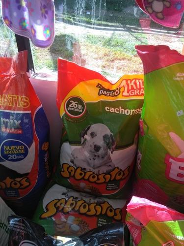 Imagen 1 de 10 de Comida Perros Sabrositos Muy Recomendada Viene Con Premios
