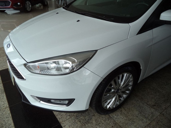 Focus 2.0 Se Plus Sedan 16v Flex 4p Powershift