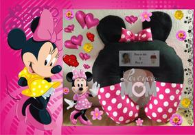 Almohadas De Amamantar Cojin De Lactancia De Mickey Y Minnie