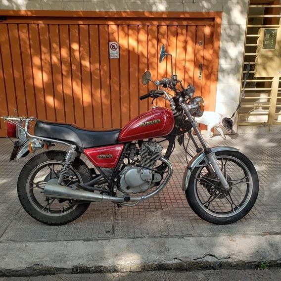 Suzuki Gn 125 - Belgrano
