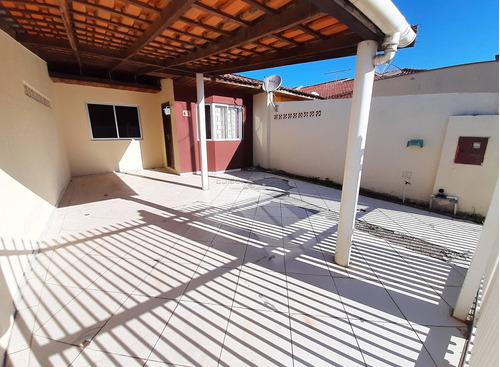 Casa Averbada Com 3 Dormitórios À Venda Com 63m² Por R$ 290.000,00 No Bairro Costeira - São José Dos Pinhais / Pr - Eb+8957