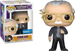 Funko Pop! Stan Lee Cameo Futuristic Glasses Exclusive 281