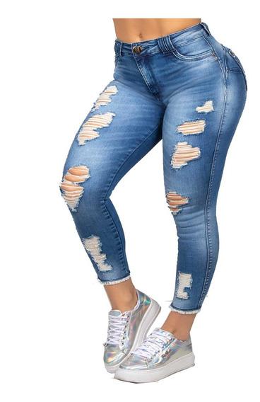 Calça Pit Bull Pitbull Pit Bul Jeans Original 26896