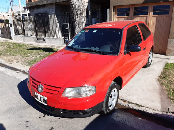 Vw Gol Power 1.6 3p Full Año 2009