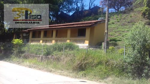 Chácara Em Bairro Areial  -  Pinhalzinho - 1388