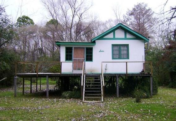 Casa En Alquiler Delta Tigre- Arroyo 2da Hermana- Beta
