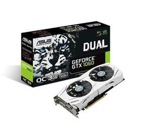 Placa De Video Asus Nvidia Geforce Gtx 1060 3gb Gddr5