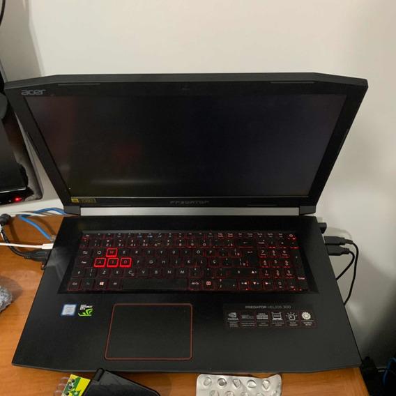 Acer Predator Helios I7 32gb Ram 1tb Ssd 2tb Hd
