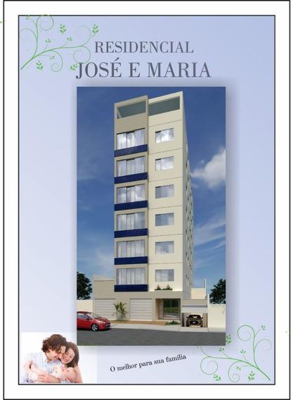 Apartamento De Três Quartos. - 5436