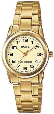 Relógio Casio Feminino Ltp-v001g-9budf