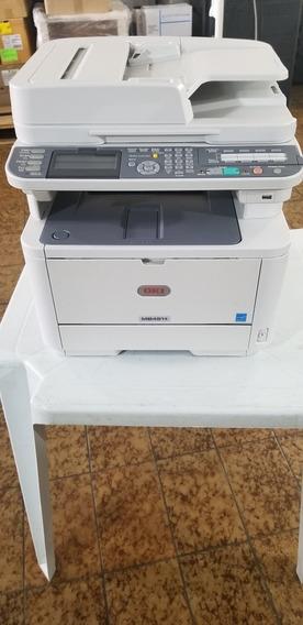 Impressora Multifuncional Okidata Mb491