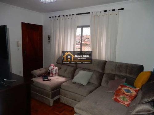 Imagem 1 de 23 de Apartamento Com 3 Dorms, Osvaldo Cruz, São Caetano Do Sul - R$ 430 Mil, Cod: 1033 - V1033