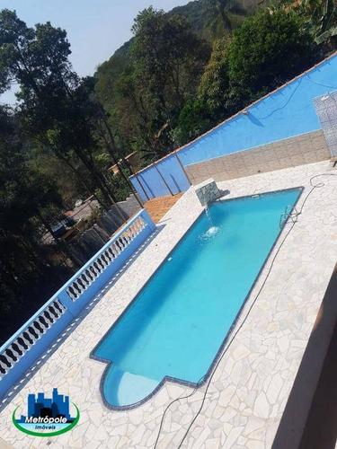 Imagem 1 de 30 de Chácara À Venda, 1000 M² Por R$ 360.000,00 - Sertão Grande Da Serra - Mairiporã/sp - Sp - Ch0019_metrop