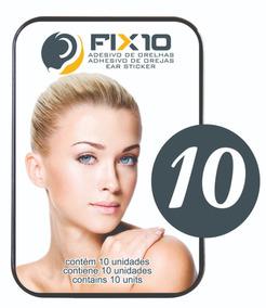 Fix10 Corretor Estético De Orelha | Combo 10 Unidades