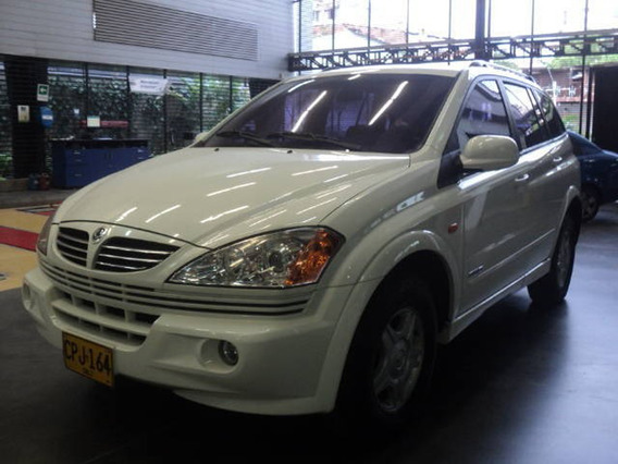 Ssangyong Kyron Diesel Mecanica 2007