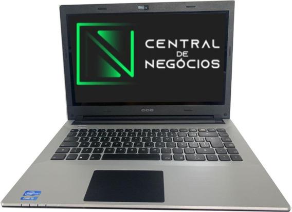 Notebook Ultrathin Ht345 I3 4gb Hd500 Tela 14 Touch Novo Oem