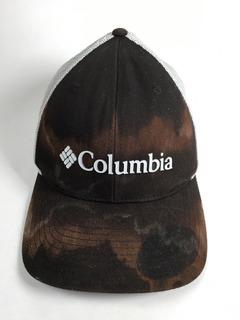 Gorra Columbia Usada Original Talla L Xl Descolorida No Rota