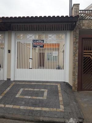 Sobrado Residencial À Venda, Vila Guilhermina, São Paulo. - So14061