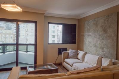 Flat No Jardim Paulista 03dorms 110m2 - Sf26757