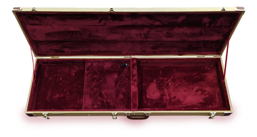 Hard Case Estojo Standard Para Baixo Tweed