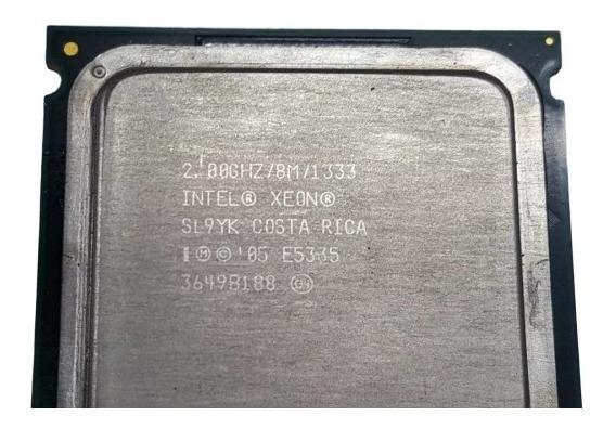 Micro Procesador Xeon E5335 Sl9yk 2.00/8m/1333 4 Core Lga771